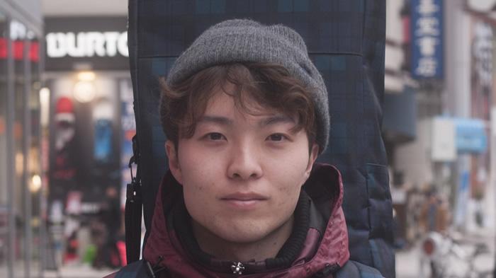 スノボ 2 , 3年 ~神田編~ トミタ(20)