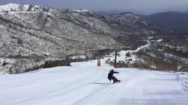 Seek & Enjoy かぐらスキー場 KAMP K2